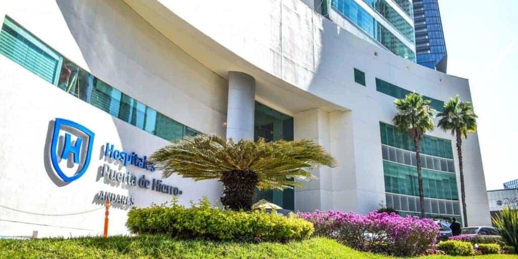 Hospital Puerta de hierro Andares Guadalajara Cardiologos